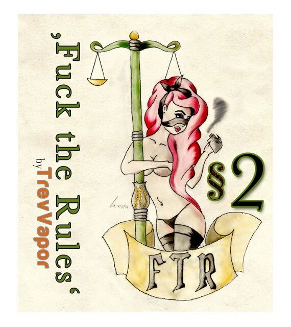 §2 – Fuck the Rules – Aroma