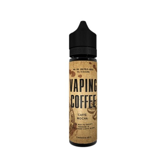 Cafe Mocha - Vaping Coffee Liquid