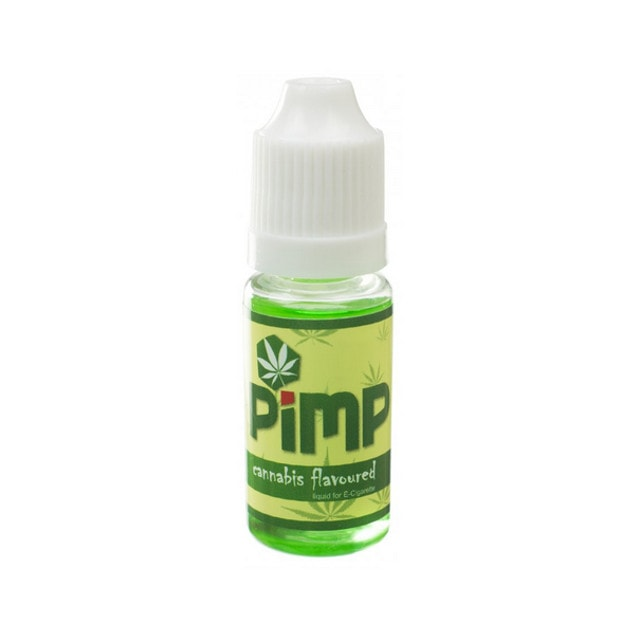 Cannabis Liquid - Pimp