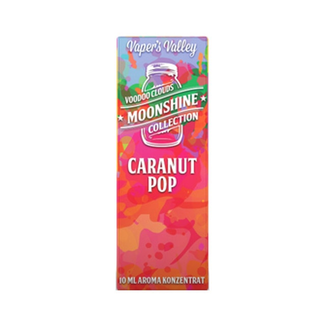 Caranut Pop - Moonshine Aroma by Vapers Valley
