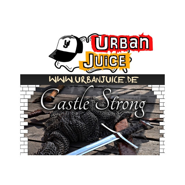 Castle Strong - Urban Juice Liquid