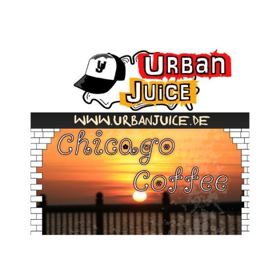Chicago Coffee - Urban Juice Liquid