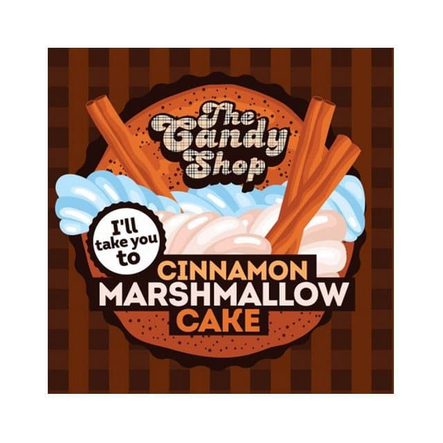 Cinnamon Marshmallow Cake - Big Mouth Aroma