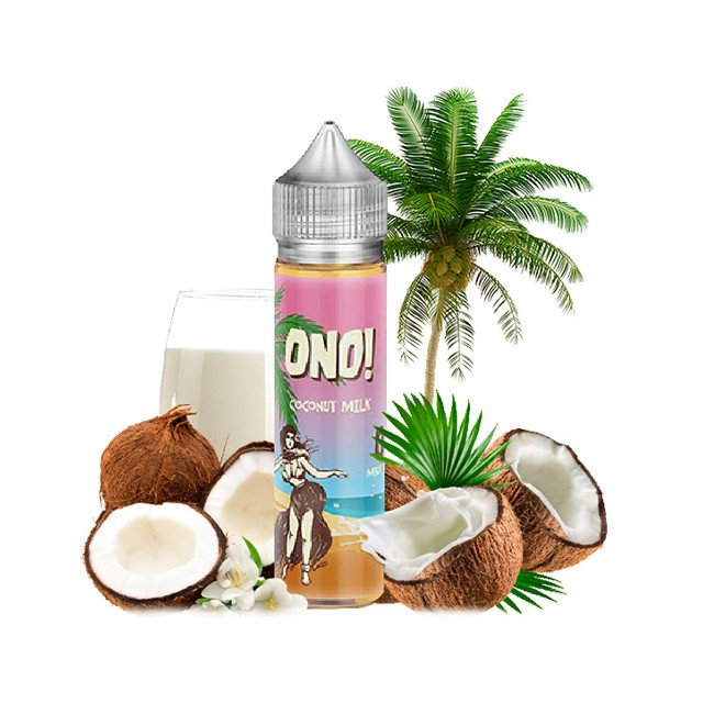 Coconut Milk - ONO! Liquid