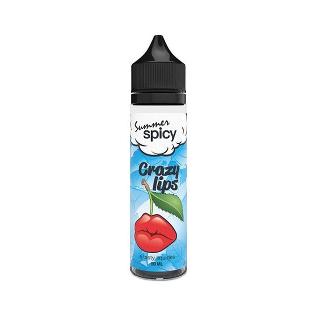 Crazy Lips - E. Tasty Liquid