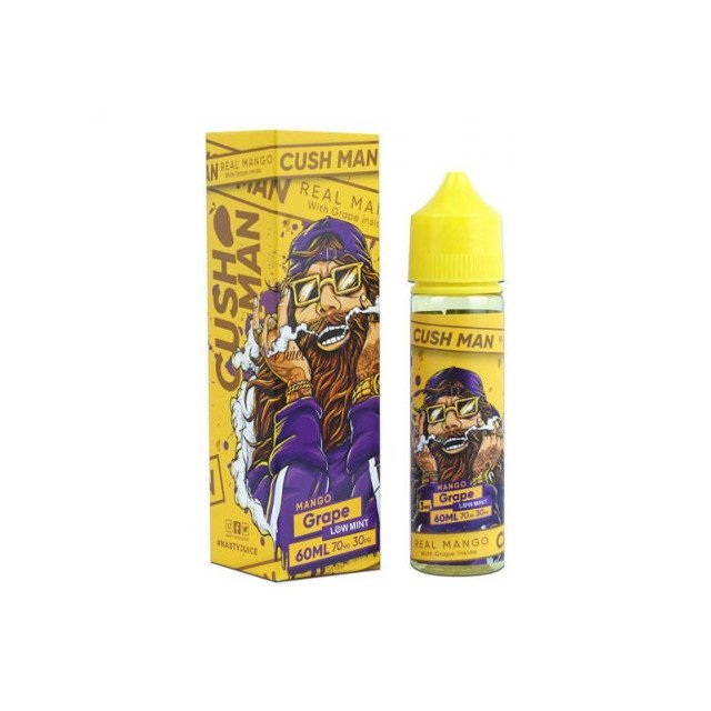 Mango Grape - Nasty Juice Cush Man Liquid
