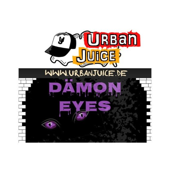 Dämons Eyes - Urban Juice Liquid