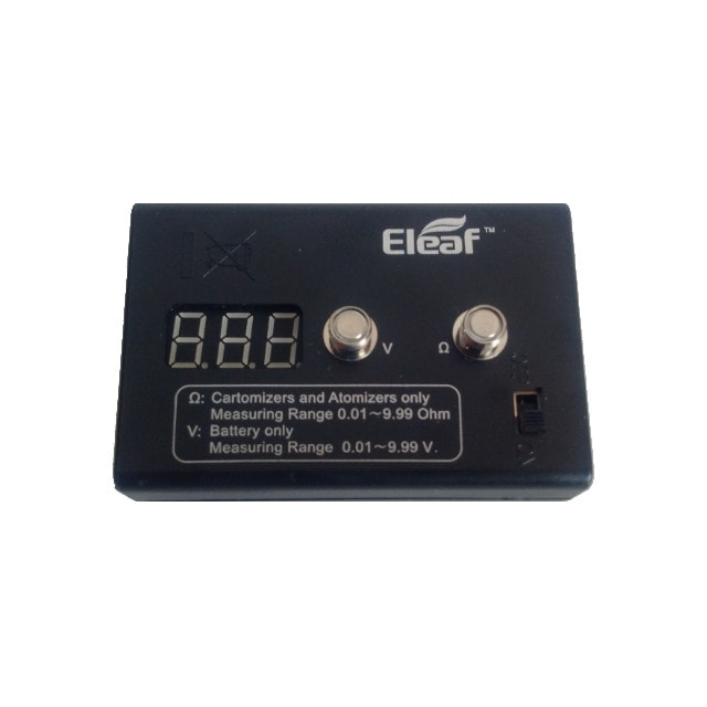 Eleaf Digital Ohmmeter & Voltmeter