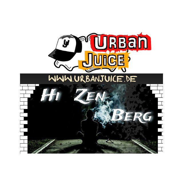 Hi Zen Berg - Urban Juice Liquid