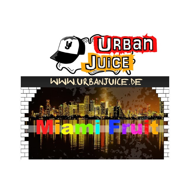 Miami Fruit - Urban Juice Liquid