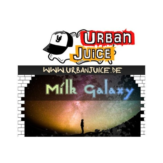 Milk Galaxy - Urban Juice Liquid