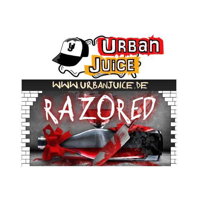 Razored - Urban Juice Liquid