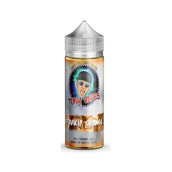 Sparkly Orange - Tony Vapes Aroma