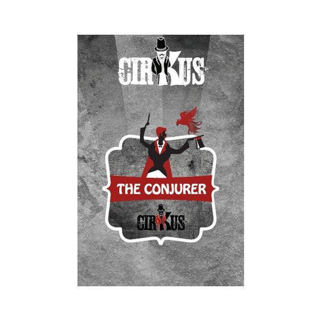 The Conjurer - Authentic Cirkus Liquid