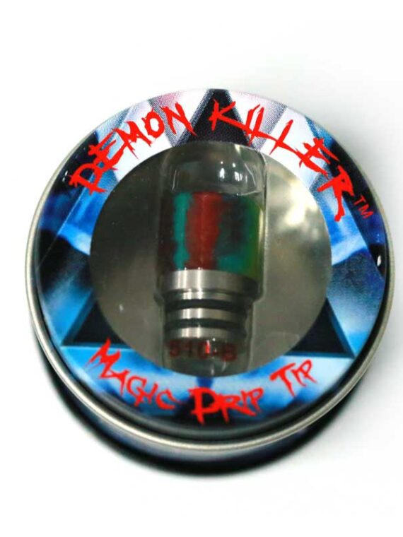 Magic Drip Tip - 510-B - Demon Killer