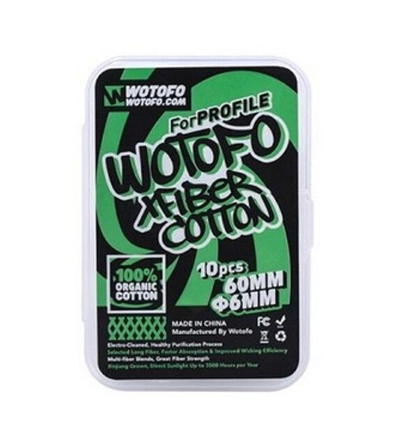 XFiber Cotton – Wotofo