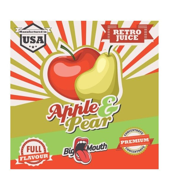 Apple and Pear - Big Mouth Aroma