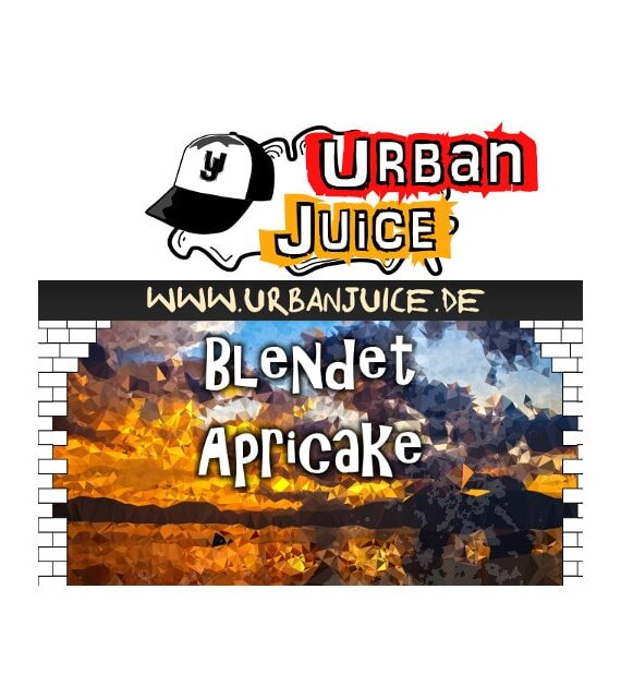 Blendet Apricake - Urban Juice Liquid
