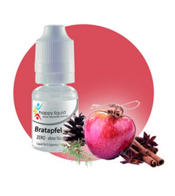 Bratapfel Happy Liquid