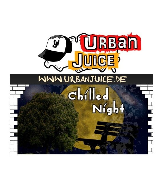 Chilled Night - Urban Juice Liquid