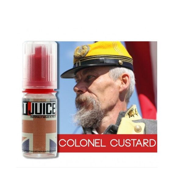 Colonel Custard T-Juice - Liquid