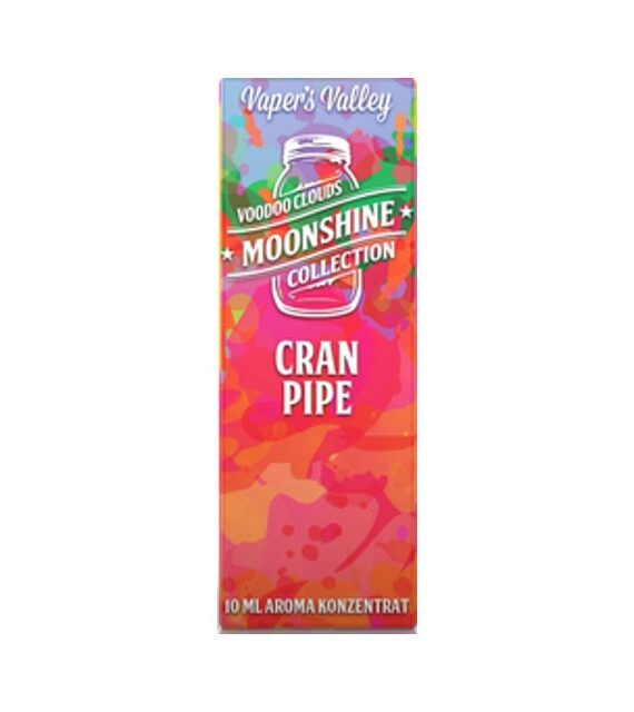 Cran Pipe - Moonshine Aroma by Vapers Valley