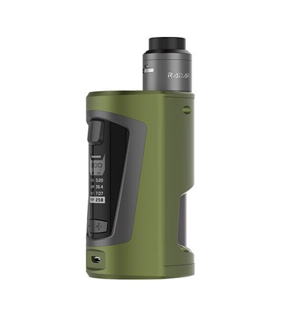 Gbox Squonker 200W TC Kit