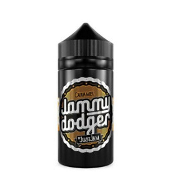 Caramel - Just Jam Jammy Dodger Liquid