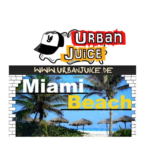 Miami Beach - Urban Juice Liquid