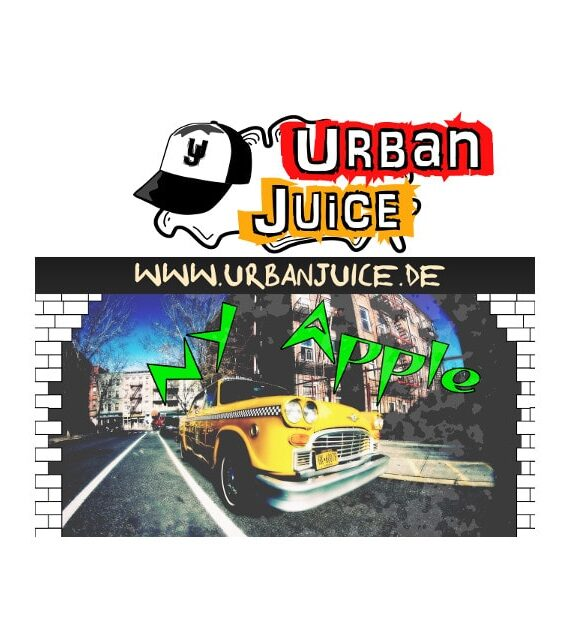 NY Apple - Urban Juice Liquid