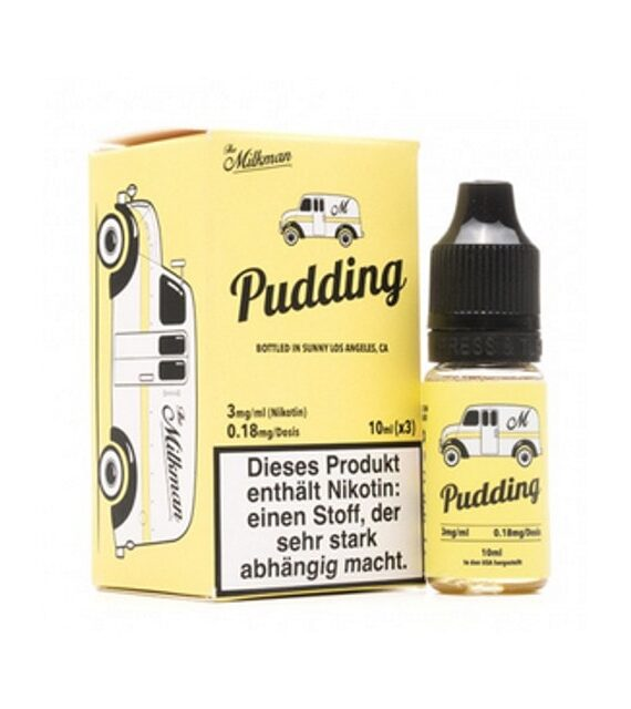 Pudding - The Milkman Liquid