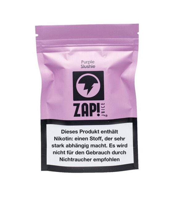 Purple Slushie - ZAP Juice Liquid