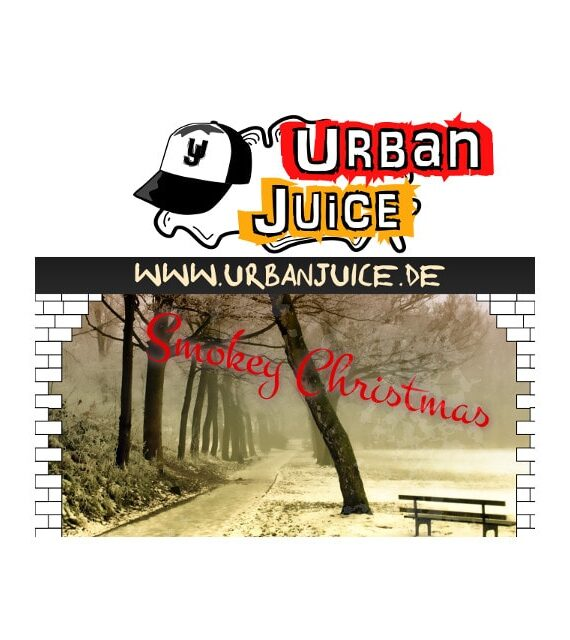 Smokey Christmas - Urban Juice Liquid