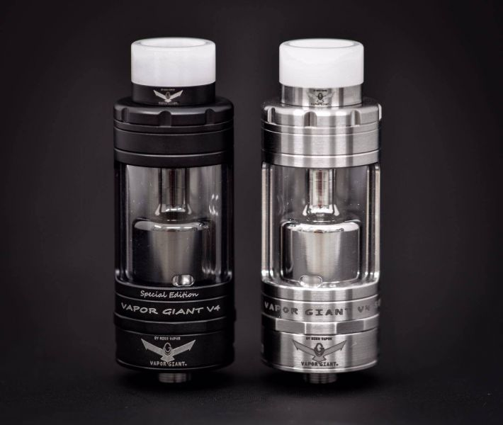 Vapor Giant Mini V4 - black silver