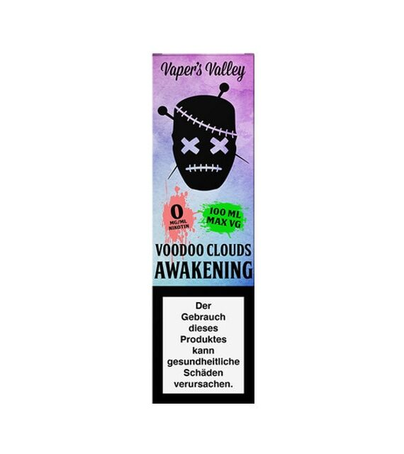 Awakening - Voodoo Clouds Liquid by Vapers Valley