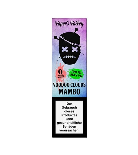 Mambo - Voodoo Clouds Liquid by Vapers Valley
