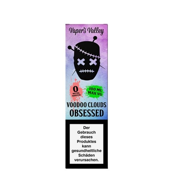 Obsessed - Voodoo Clouds Liquid by Vapers Valley