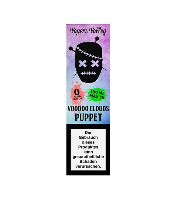 Puppet - Voodoo Clouds Liquid by Vapers Valley