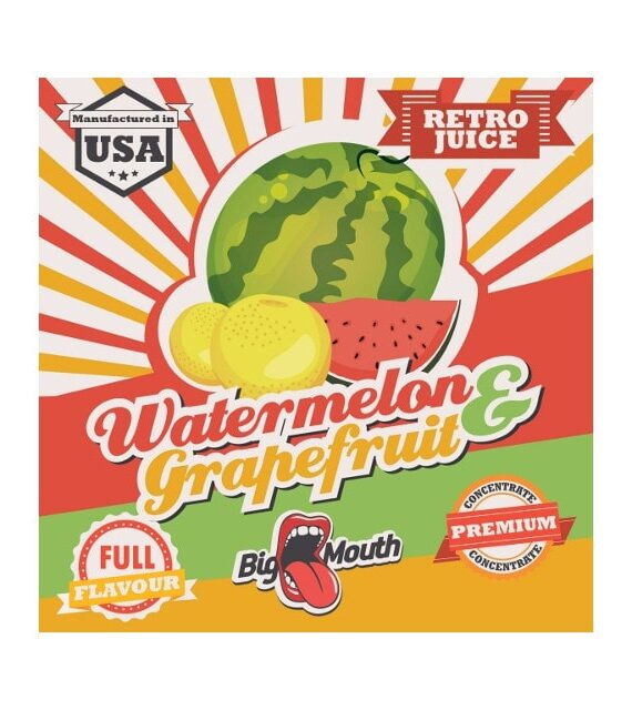 Watermelon and Grapefruit - Big Mouth Aroma