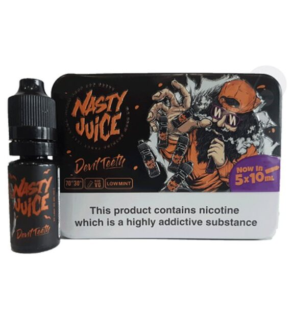 Devil Teeth 50 ml - Nasty Juice