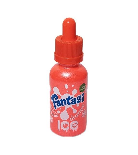 Orange Ice – Fantasi Liquid