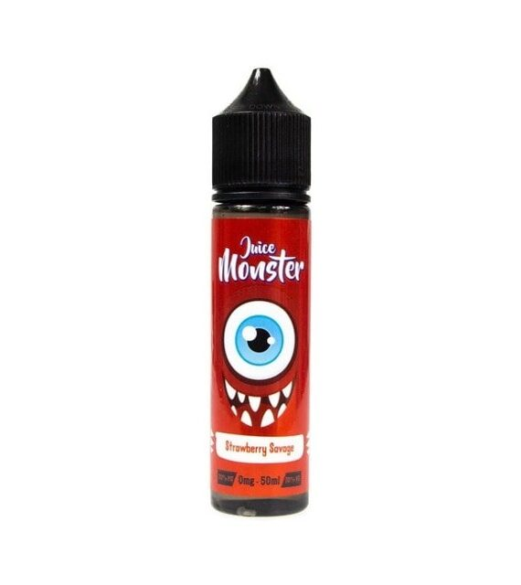 Strawberry Savage – Juice Monster Liquid