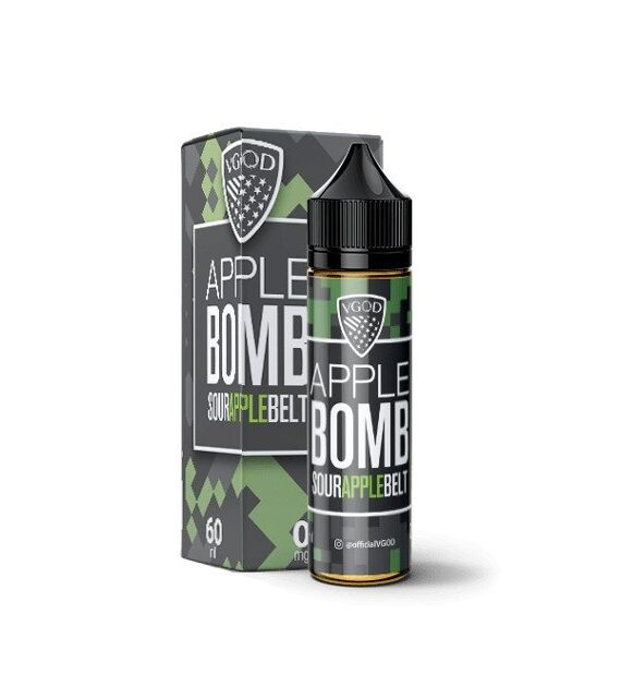 Apple Bomb – VGOD Liquid