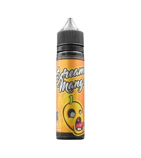 Screamo Mango – Monsta Vape Liquid