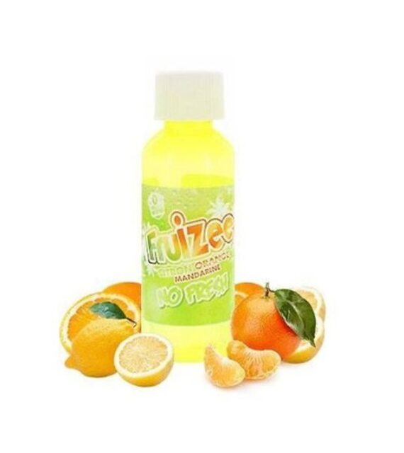 Citron Orange Mandarin no fresh – Fruizee