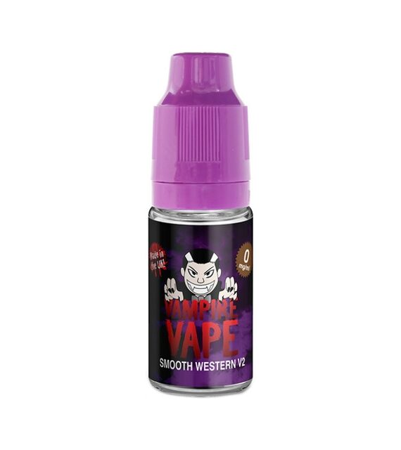 Smooth Western V2 Vampire Vape Liquid