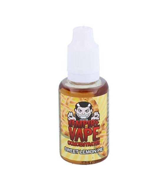 Sweet Lemon Pie Aroma 30ml Vampire Vape