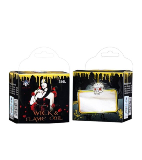 Wick & Flame Coil Demon Killer