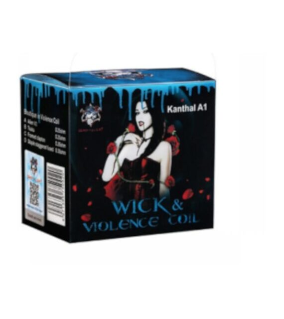 Wick & Violence Coil KA1 Demon Killer