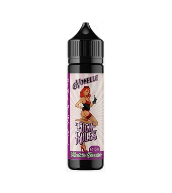 Rockin Berries Novelle Linie Fuck The Rules Aroma